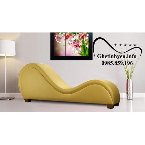 Ghế Tình Yêu Màu Vàng TN602