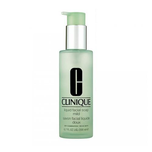 Rửa mặt Clinique Liquid Facial Soap Mild, 200ml