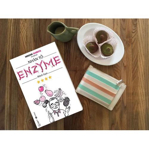 Nhân Tố Enzyme - Minh Họa (Tái Bản)