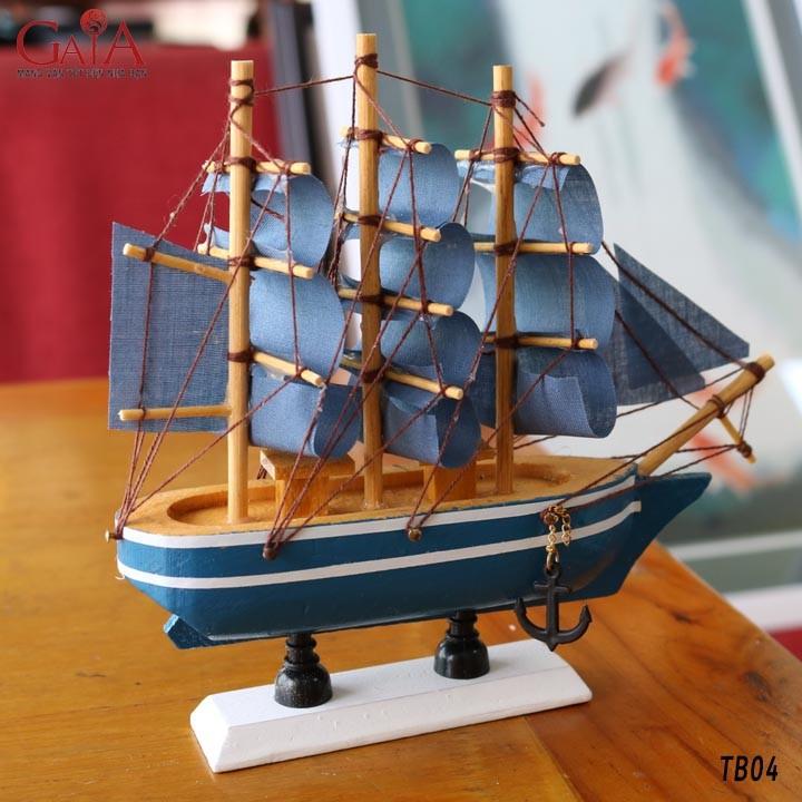 Thuyền buồm phong thủy thuận buồm xuôi gió 3
