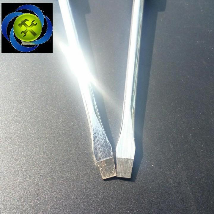 Vít dẹp cán nhựa mềm Buddy A0108 150mm 2