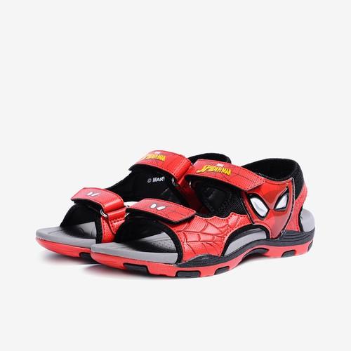 Bitis Sandal Bé Trai Spiderman DYB011311DOO Đỏ