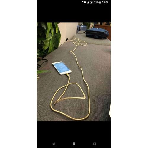 dây sạc cáp sạc nhanh dài 3met iPhone 5678x