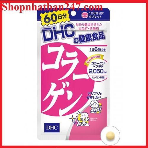 DHC Collagen 360 viên