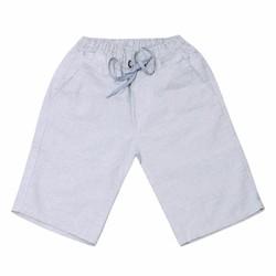 Quần shorts kaki nam lưng thun cột dây cao cấp