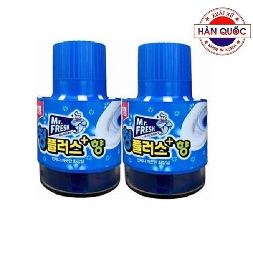 Chai thả bồn cầu tự động làm sạch diệt khuẩn và làm thơm Mr.Fresh - 6568013 , 13225399 , 15_13225399 , 89000 , Chai-tha-bon-cau-tu-dong-lam-sach-diet-khuan-va-lam-thom-Mr.Fresh-15_13225399 , sendo.vn , Chai thả bồn cầu tự động làm sạch diệt khuẩn và làm thơm Mr.Fresh
