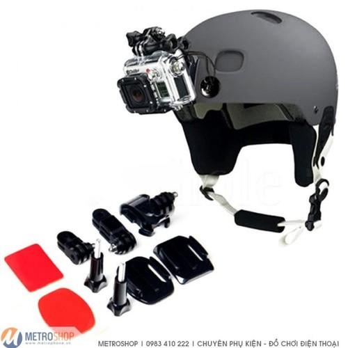 Ngàm dán mũ bảo hiểm gắn GoPro_Action Cam - 6563164 , 13220039 , 15_13220039 , 120000 , Ngam-dan-mu-bao-hiem-gan-GoPro_Action-Cam-15_13220039 , sendo.vn , Ngàm dán mũ bảo hiểm gắn GoPro_Action Cam