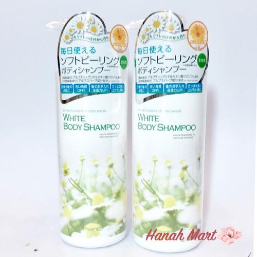 Hàng Nhật nội địa - Sữa tắm dưỡng trắng White Body Shampoo Manis 450ml - 7454593 , 14062176 , 15_14062176 , 499000 , Hang-Nhat-noi-dia-Sua-tam-duong-trang-White-Body-Shampoo-Manis-450ml-15_14062176 , sendo.vn , Hàng Nhật nội địa - Sữa tắm dưỡng trắng White Body Shampoo Manis 450ml
