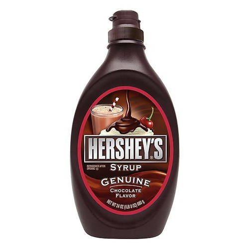 680g siro socola sô cô la chocolate Hershey