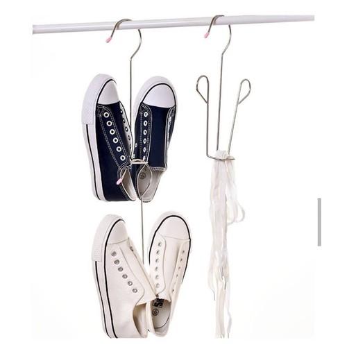 móc treo giầy bằng inox - 6568941 , 13226824 , 15_13226824 , 17000 , moc-treo-giay-bang-inox-15_13226824 , sendo.vn , móc treo giầy bằng inox