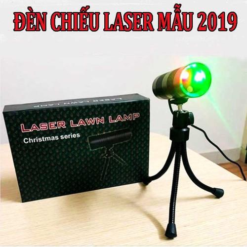 Đèn chiếu noel 2019