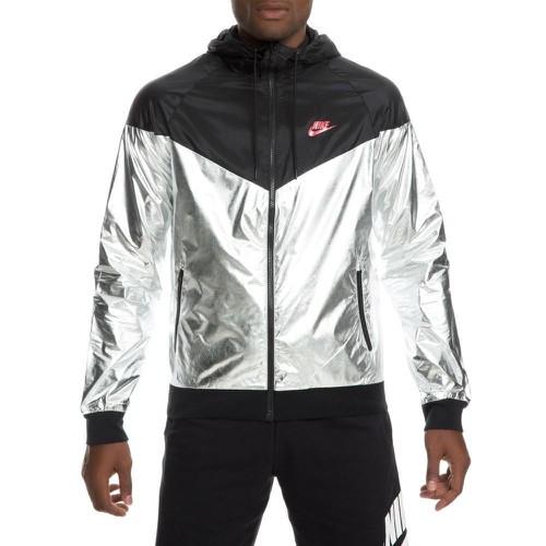 Áo khoác chính hãng Nike Windrunner Metallic