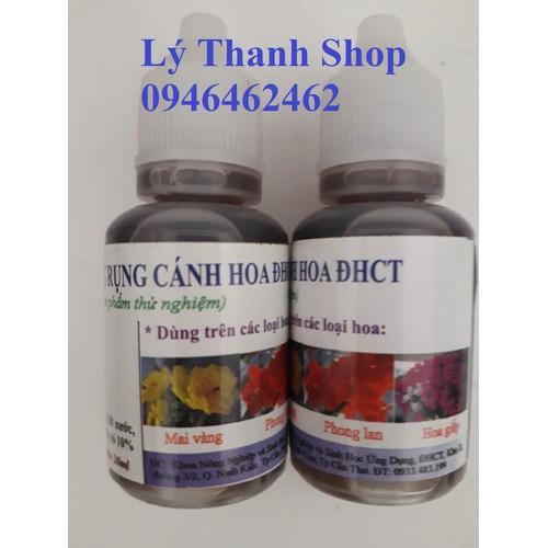 Thuốc Chống rụng Cánh Hoa 20ml