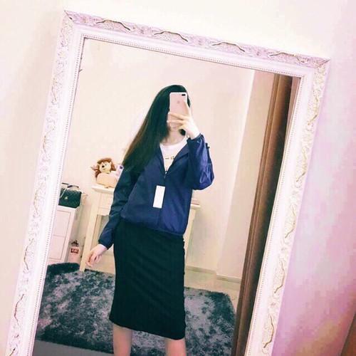 Áo khoác gió nữ chất vải siêu đẹp
