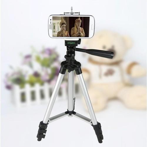 Chân máy ảnh - Bộ chân máy ảnh Tripod 3110 chân nhôm Hàng UY TÍN CHẤT LƯỢNG CUNG CẤP BỞI KK_SHOP