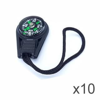 Combo 10 cái la bàn nhựa DC20 có dây đeo - CP013 thumbnail