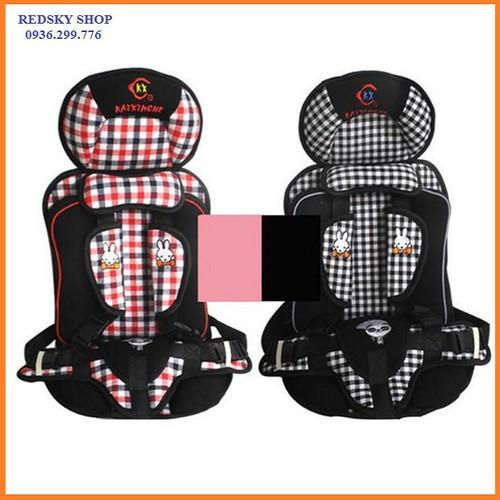 Ghế ngồi ô tô cho bé - Ghế ngồi ô tô cho bé từ 9 tháng đến 4 tuổi