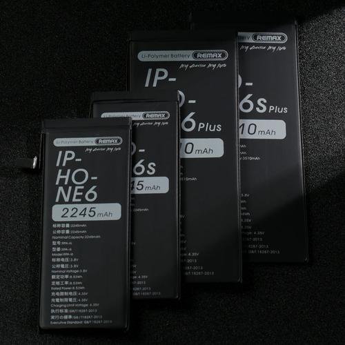 Pin iPhone 6-6s dung lượng cao 2245mAh chính hãng Remax RPA - i6