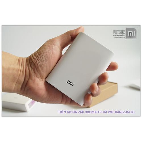 Pin sạc dự phòng Xiaomi ZMI MF855