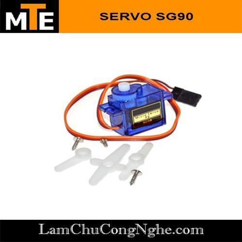 ĐỘNG CƠ RC SERVO SG90 -  Động cơ servo SG90 - 11202244 , 13214163 , 15_13214163 , 34000 , DONG-CO-RC-SERVO-SG90-Dong-co-servo-SG90-15_13214163 , sendo.vn , ĐỘNG CƠ RC SERVO SG90 -  Động cơ servo SG90