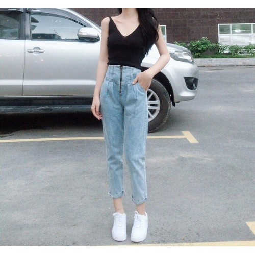quần jean kiểu cực xinh