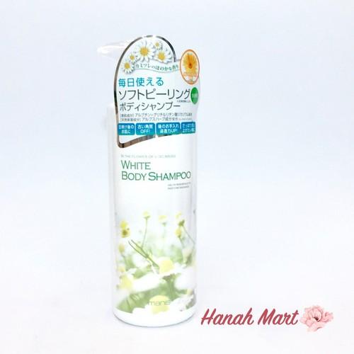 Sữa tắm dưỡng trắng White Body Shampoo Manis 450ml - 4841038 , 17320596 , 15_17320596 , 499000 , Sua-tam-duong-trang-White-Body-Shampoo-Manis-450ml-15_17320596 , sendo.vn , Sữa tắm dưỡng trắng White Body Shampoo Manis 450ml