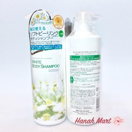 Sữa tắm dưỡng trắng White Body Shampoo Manis 450ml - 11481344 , 17319767 , 15_17319767 , 499000 , Sua-tam-duong-trang-White-Body-Shampoo-Manis-450ml-15_17319767 , sendo.vn , Sữa tắm dưỡng trắng White Body Shampoo Manis 450ml