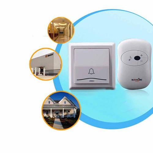 Chuông cửa không dây cao cấp MJ-home - 10924462 , 13397938 , 15_13397938 , 450000 , Chuong-cua-khong-day-cao-cap-MJ-home-15_13397938 , sendo.vn , Chuông cửa không dây cao cấp MJ-home