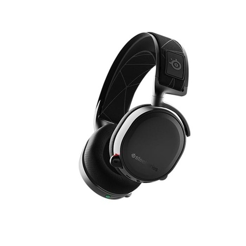 Tai nghe Steelseries Arctis 7 Black-White 2019 Edition
