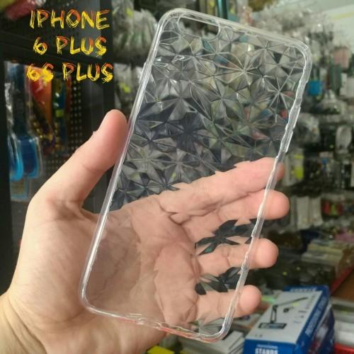 Ốp Lưng iPhone 6 Plus 6s Plus Dẻo Trong Suốt Vân 3D - 4475078 , 13410210 , 15_13410210 , 28000 , Op-Lung-iPhone-6-Plus-6s-Plus-Deo-Trong-Suot-Van-3D-15_13410210 , sendo.vn , Ốp Lưng iPhone 6 Plus 6s Plus Dẻo Trong Suốt Vân 3D