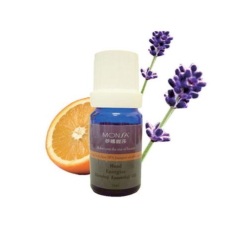 Thanh phương tinh dầu monsa head energize blended essential oil 10ml