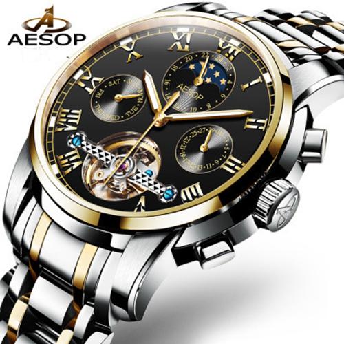 đồng hồ hiệu AESOP chính hãng-mã:dh221
