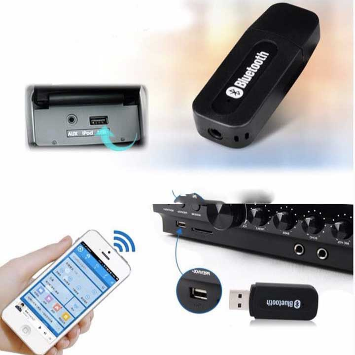 Usb bluetooth cho loa, pc, tivi, máy in, ô tô PT-810