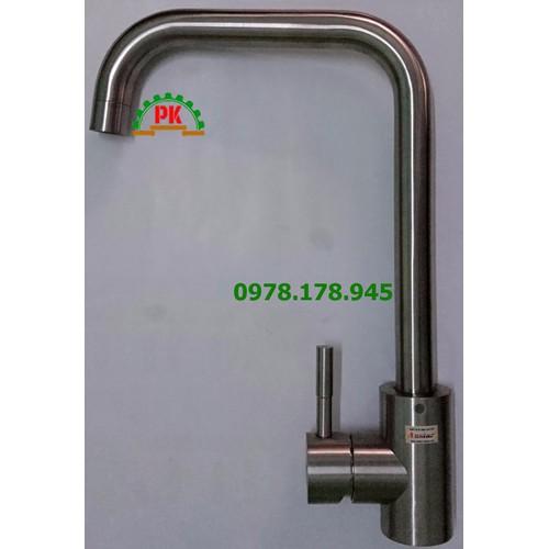 Vòi chén nóng lạnh Inox304 A-200CN