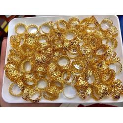 nhân kim tiền vàng