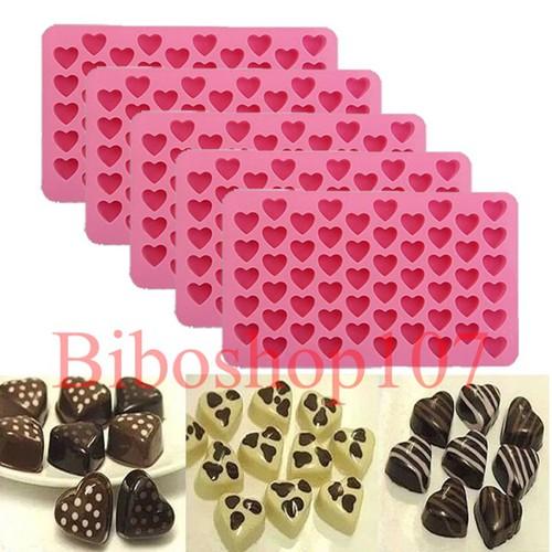 Combo 5 khuôn silicon làm thạch rau câu, socola trái tim nhỏ - 6720358 , 13407543 , 15_13407543 , 125000 , Combo-5-khuon-silicon-lam-thach-rau-cau-socola-trai-tim-nho-15_13407543 , sendo.vn , Combo 5 khuôn silicon làm thạch rau câu, socola trái tim nhỏ