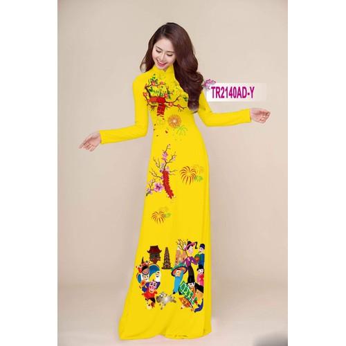 vải áo dài 3d bộ tết - 6720584 , 13407978 , 15_13407978 , 340000 , vai-ao-dai-3d-bo-tet-15_13407978 , sendo.vn , vải áo dài 3d bộ tết