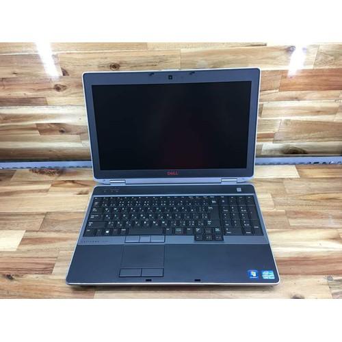 Laptop DE.LL 6530, core i5-3320M, có webcam, HDMI, phím số, LCD 15.6 inch