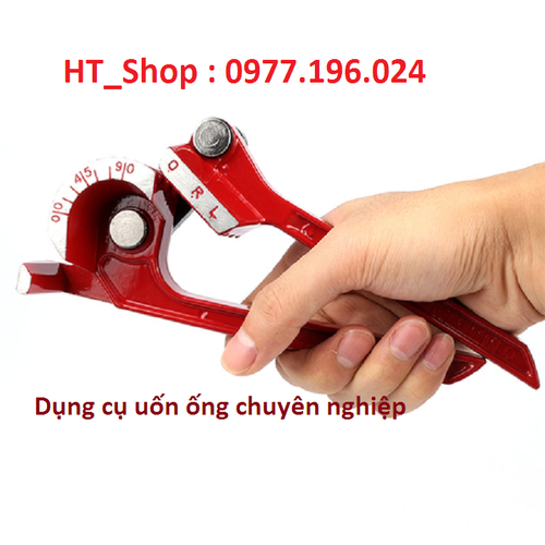 Dụng cụ uốn ống cầm tay 3in1
