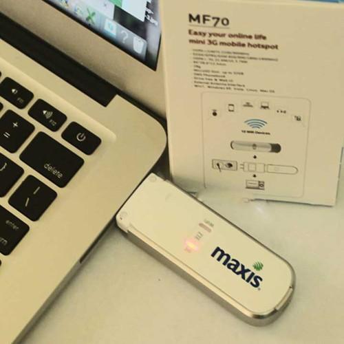 USB Phát Wifi 3G 4G Maxis MF70-Thiết kế nhỏ gọn phát wifi MẠNH - 6575130 , 13235172 , 15_13235172 , 700000 , USB-Phat-Wifi-3G-4G-Maxis-MF70-Thiet-ke-nho-gon-phat-wifi-MANH-15_13235172 , sendo.vn , USB Phát Wifi 3G 4G Maxis MF70-Thiết kế nhỏ gọn phát wifi MẠNH