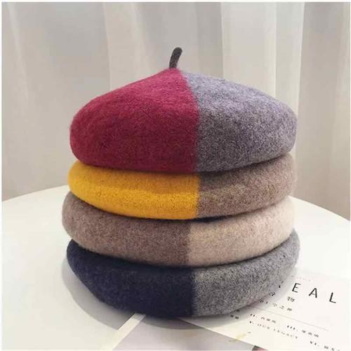 Mũ bánh tiêu, nón nồi, mũ beret Hàn Quốc - 6573913 , 13233335 , 15_13233335 , 150000 , Mu-banh-tieu-non-noi-mu-beret-Han-Quoc-15_13233335 , sendo.vn , Mũ bánh tiêu, nón nồi, mũ beret Hàn Quốc