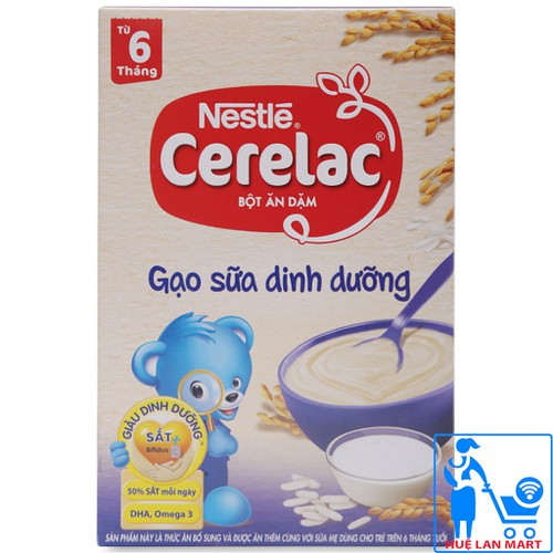 [CHÍNH HÃNG] Bột Ăn Dặm Nestle