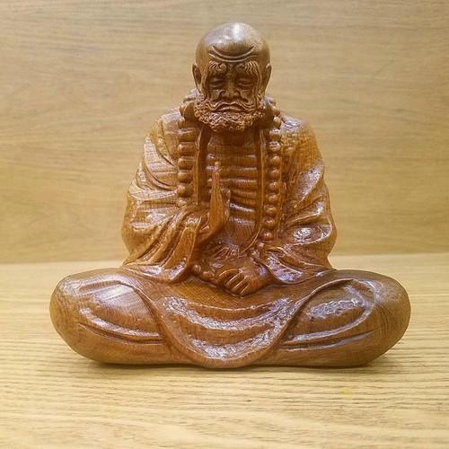 tượng đạt ma sư tổ ngồi thiền - 6579125 , 13240349 , 15_13240349 , 518000 , tuong-dat-ma-su-to-ngoi-thien-15_13240349 , sendo.vn , tượng đạt ma sư tổ ngồi thiền