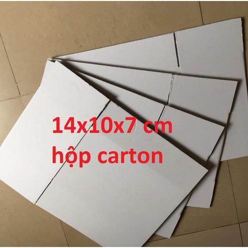14x10x7 100 thùng carton