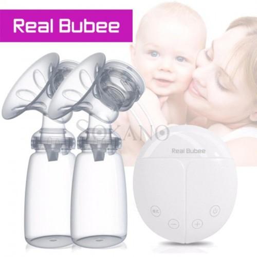 Máy hút sữa Real Bubee - Tiện lợi cho mẹ