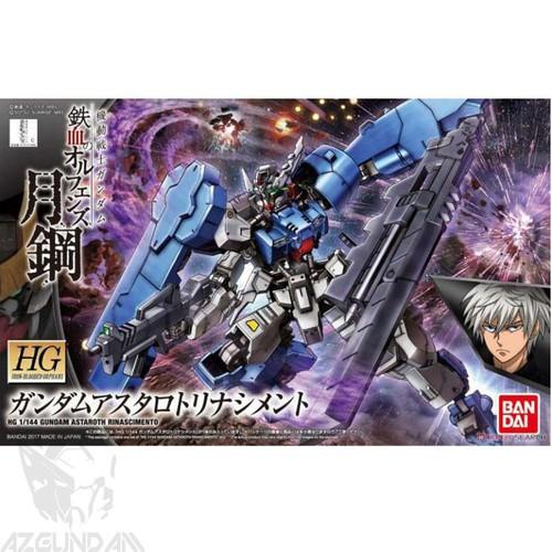 Đồ chơi mô hình lắp ráp Gundam Bandai HG IBO Gundam Astaroth Rinascimento