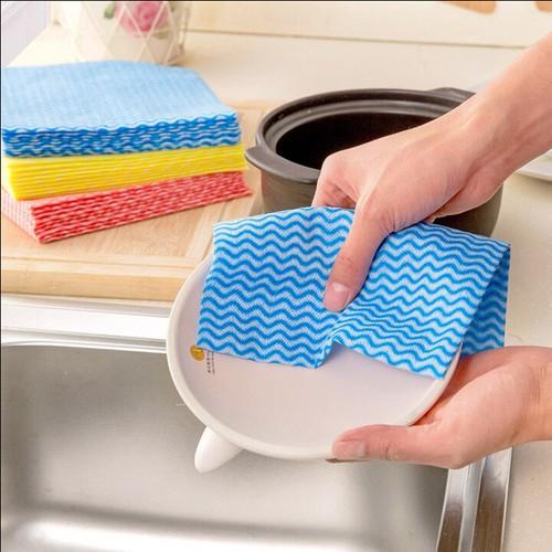 Cuộn giấy lau đa năng bằng vải không dệt thiết kế sạch đẹp - 7199639 , 13901068 , 15_13901068 , 31000 , Cuon-giay-lau-da-nang-bang-vai-khong-det-thiet-ke-sach-dep-15_13901068 , sendo.vn , Cuộn giấy lau đa năng bằng vải không dệt thiết kế sạch đẹp