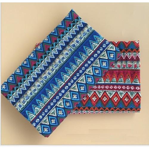 Vải bố họa tiết thổ cẩm đỏ xanh 1m x 1m - 6575513 , 13235550 , 15_13235550 , 51000 , Vai-bo-hoa-tiet-tho-cam-do-xanh-1m-x-1m-15_13235550 , sendo.vn , Vải bố họa tiết thổ cẩm đỏ xanh 1m x 1m