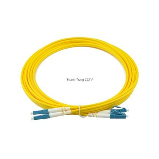 Dây nhảy quang single mode LC UPC duplex 10 mét - LC-LC-2UPC-10M thumbnail