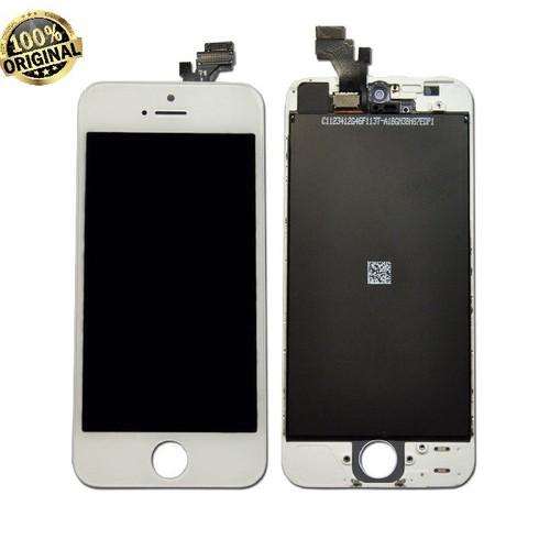 Màn hình Iphone 5 trắng Zin linh kiện